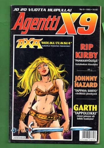 Agentti X9 9/93