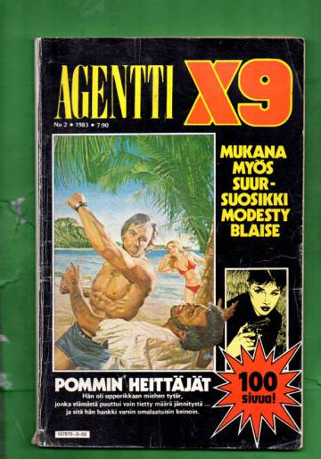 Agentti X9 2/83