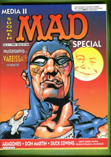 Suomen Mad - Media Mad spesiaali