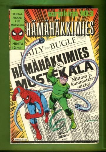 Semicin sarjakirja 103 - Hämähäkkimies (Spider-Man)