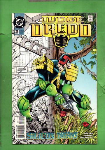 Judge Dredd #2 Sep 94