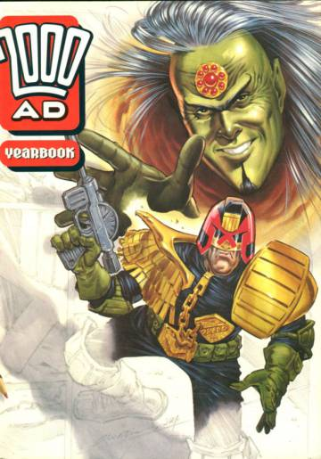 2000AD Yearbook