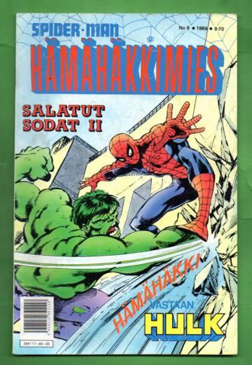 Hämähäkkimies 9/89 (Spider-Man)