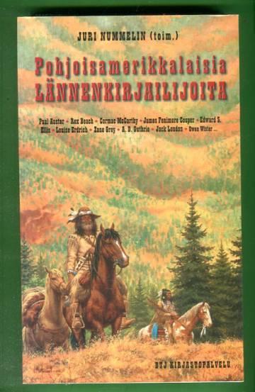 Pohjoisamerikkalaisia lännenkirjailijoita
