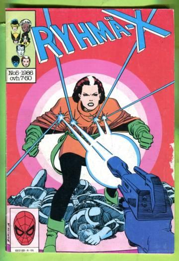 Ryhmä-X  5/86 (X-Men)