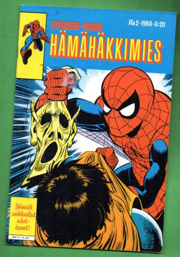 Hämähäkkimies 2/84 (Spider-Man)