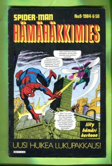 Hämähäkkimies 9/84 (Spider-Man)