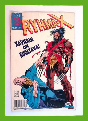 Ryhmä-X 3/93 (X-Men)