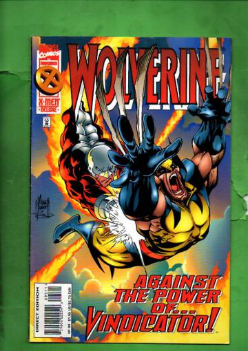 Wolverine Vol 1 #95 Nov 95