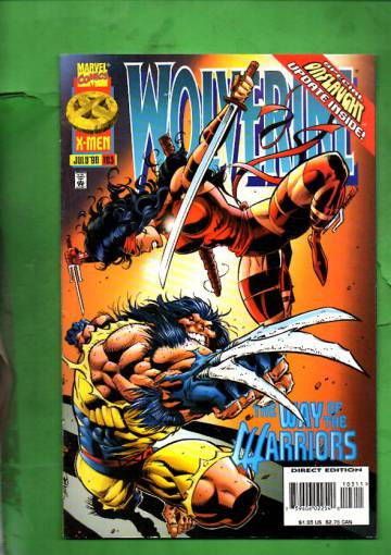 Wolverine Vol 1 #103 Jul 96