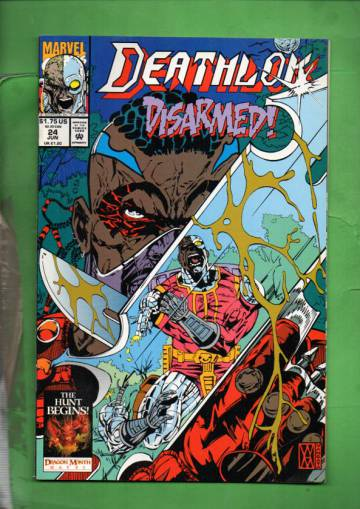Deathlok Vol. 1 #24 Jun 93