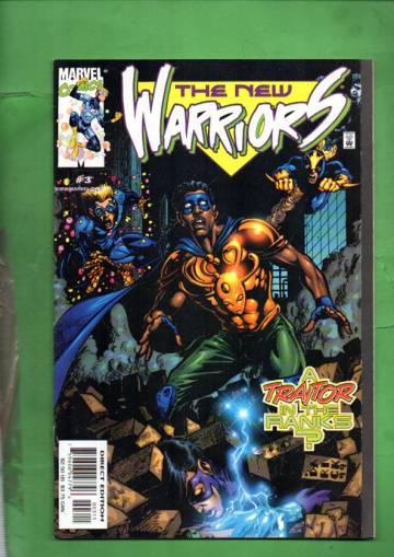 New Warriors Vol. 2 #3 Dec 99