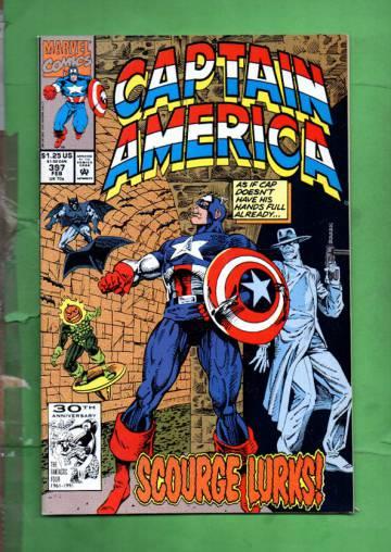 Captain America Vol. 1 #397 Feb 92