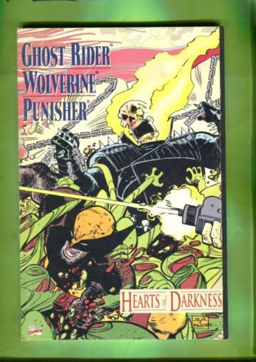 Ghost Rider; Wolverine; Punisher: Hearts of Darkness