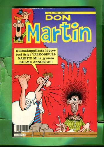 Don Martin 3/90
