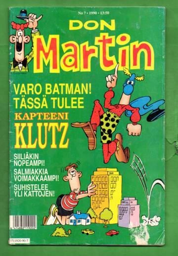 Don Martin 7/90