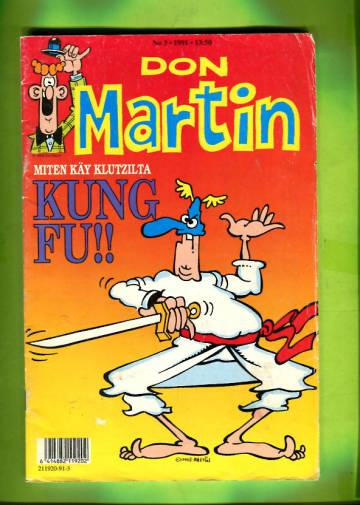 Don Martin 3/91