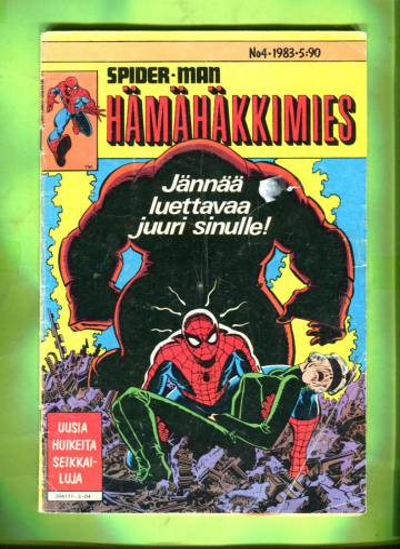 Hämähäkkimies 4/83 (Spider-Man)