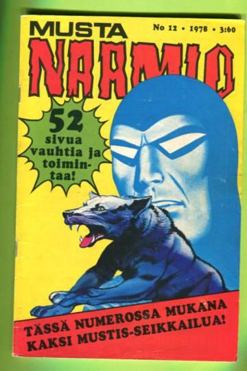 Mustanaamio 12/78