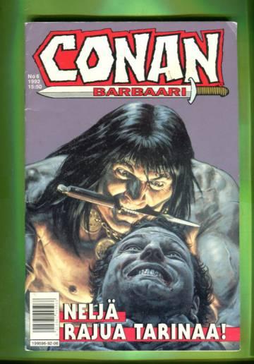 Conan 6/92