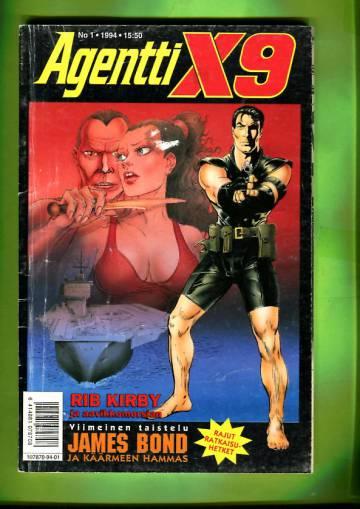 Agentti X9 1/94