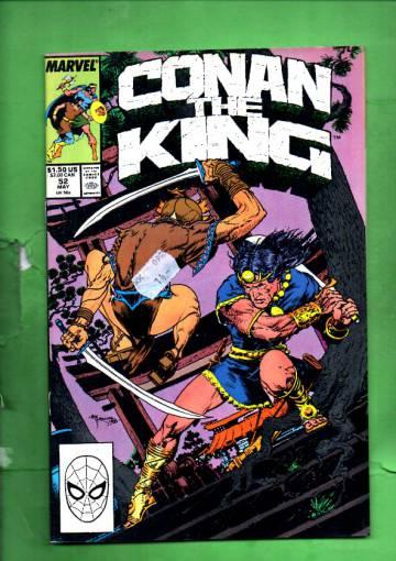 Conan the King Vol 1 #52 May 89
