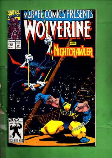 Marvel Comics Presents Vol. 1 #102 92