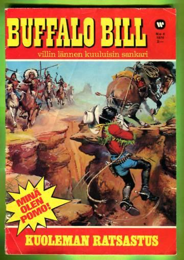 Buffalo Bill 4/74 - Kuoleman ratsastus