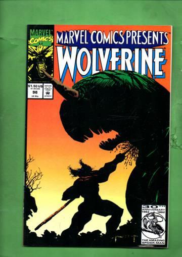 Marvel Comics Presents Vol. 1 #98 92
