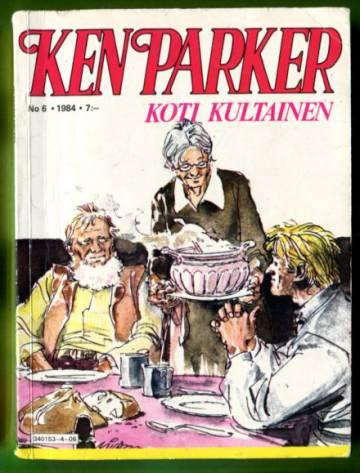 Ken Parker 6/84 - Koti kultainen