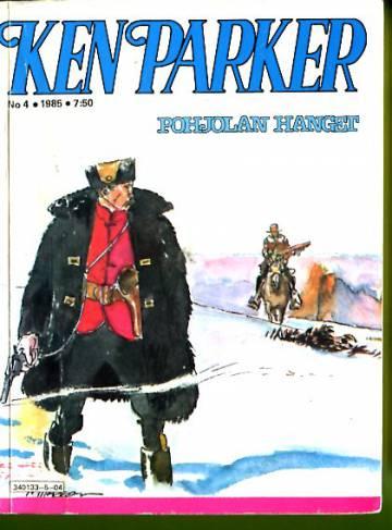 Ken Parker 4/85 - Pohjolan hanget