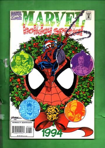 Marvel Holiday Special 94