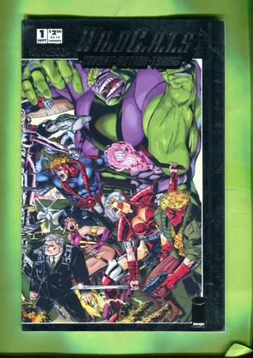 WildC.A.T.S: Sourcebook #1 Sep 93