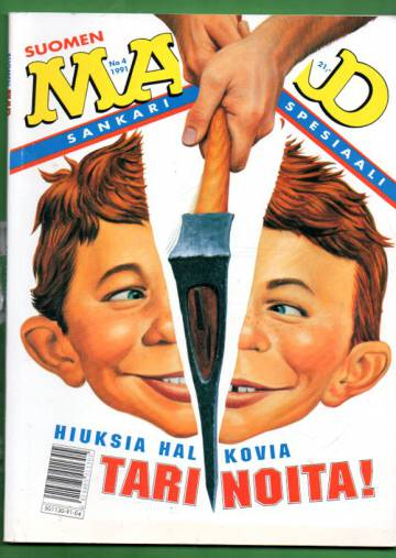 Suomen Mad 4/91 - Sankarispesiaali