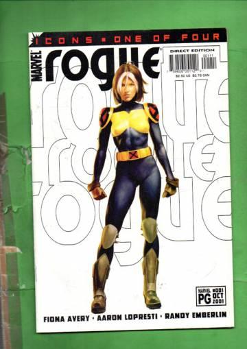 Rogue Vol. 2 #1 Sep 01