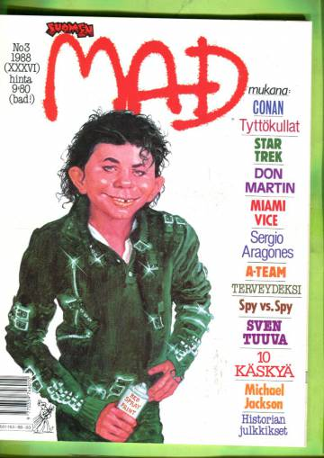Suomen Mad 3/88