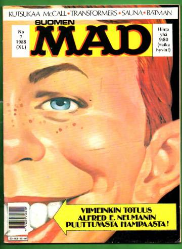 Suomen Mad 7/88