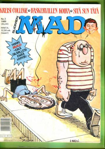 Suomen Mad 2/89