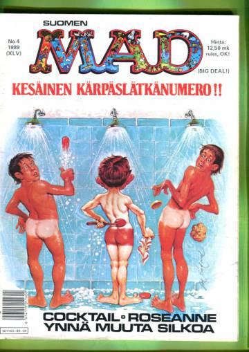 Suomen Mad 4/89