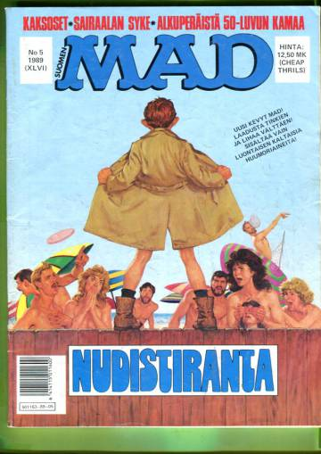 Suomen Mad 5/89