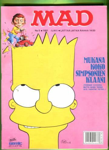 Suomen Mad 5/91