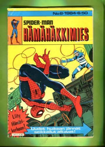 Hämähäkkimies 8/84 (Spider-Man)