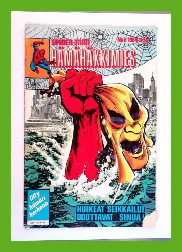 Hämähäkkimies 7/84 (Spider-Man)