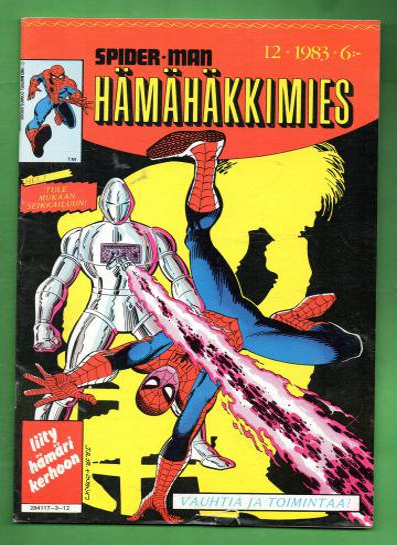 Hämähäkkimies 12/83 (Spider-Man)