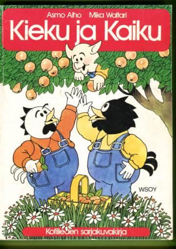 Kieku ja Kaiku - Kotilieden sarjakuvakirja
