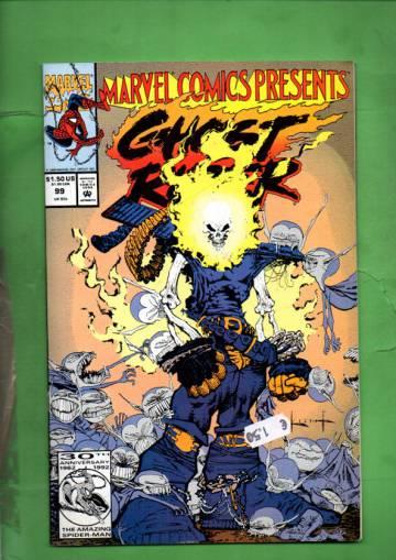 Marvel Comics Presents Vol. 1 #99 92