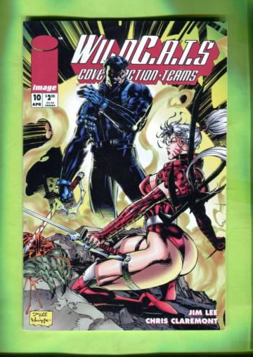 WildC.A.T.S: Covert Action Teams #10 Apr 94