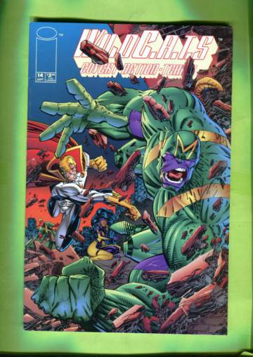 WildC.A.T.S: Covert Action Teams #14 Sep 94
