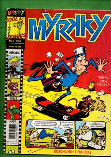 Myrkky 5/93