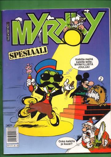 Myrkky-spesiaali 2/91
